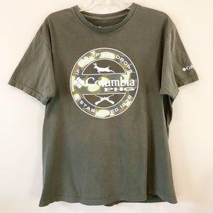 Columbia Sportswear Company PHG T Shirt Men's Sz L